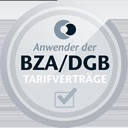 BAP BZA DGB Logo
